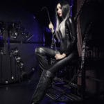 goddess-lamia-murder-mile-image black catsuit and whip 02